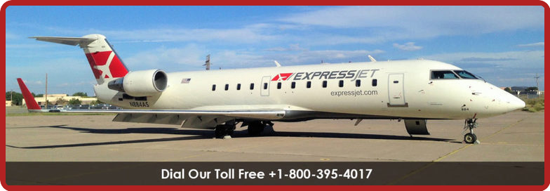ExpressJet Airlines is one of the luxurious aircraft in