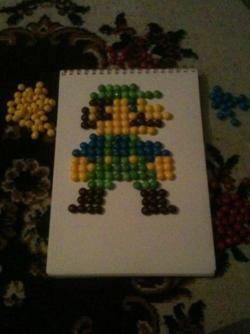 Luigi Skittles