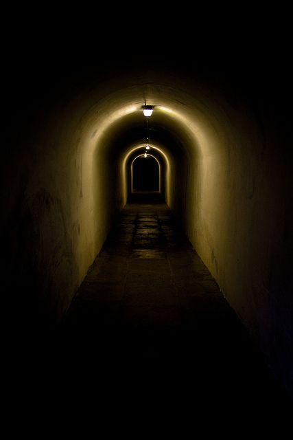 ubiquitous creepy tunnel shot in 2019 | HAUNTED, SCARY & CREEPY