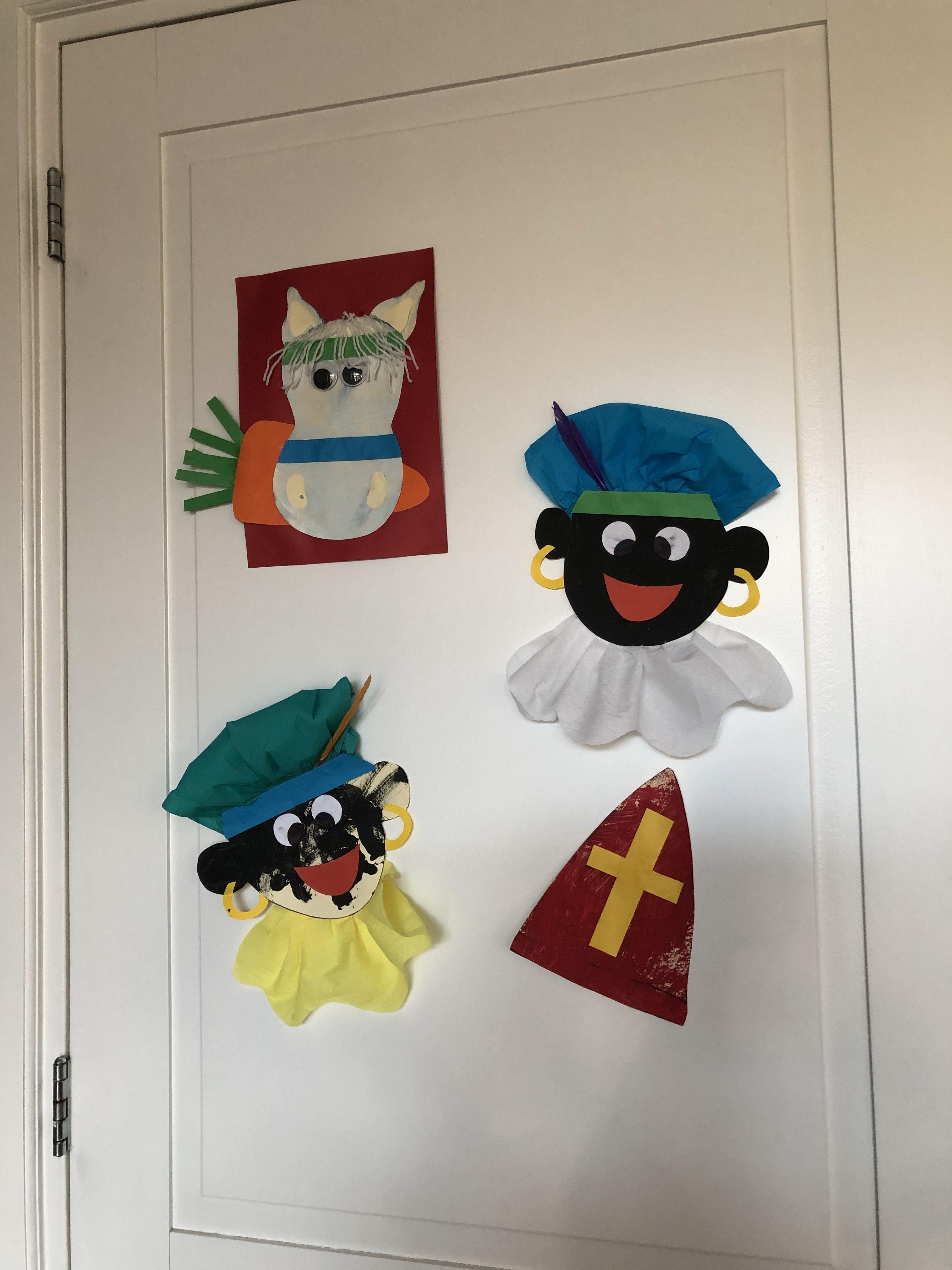 Pin Van Rosaline Lodewijk Op Sinterklaasfeest