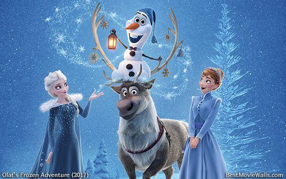 Anna Elsa Olaf And Sven On Christmas Eve Enjoy Our New Olafs Frozen