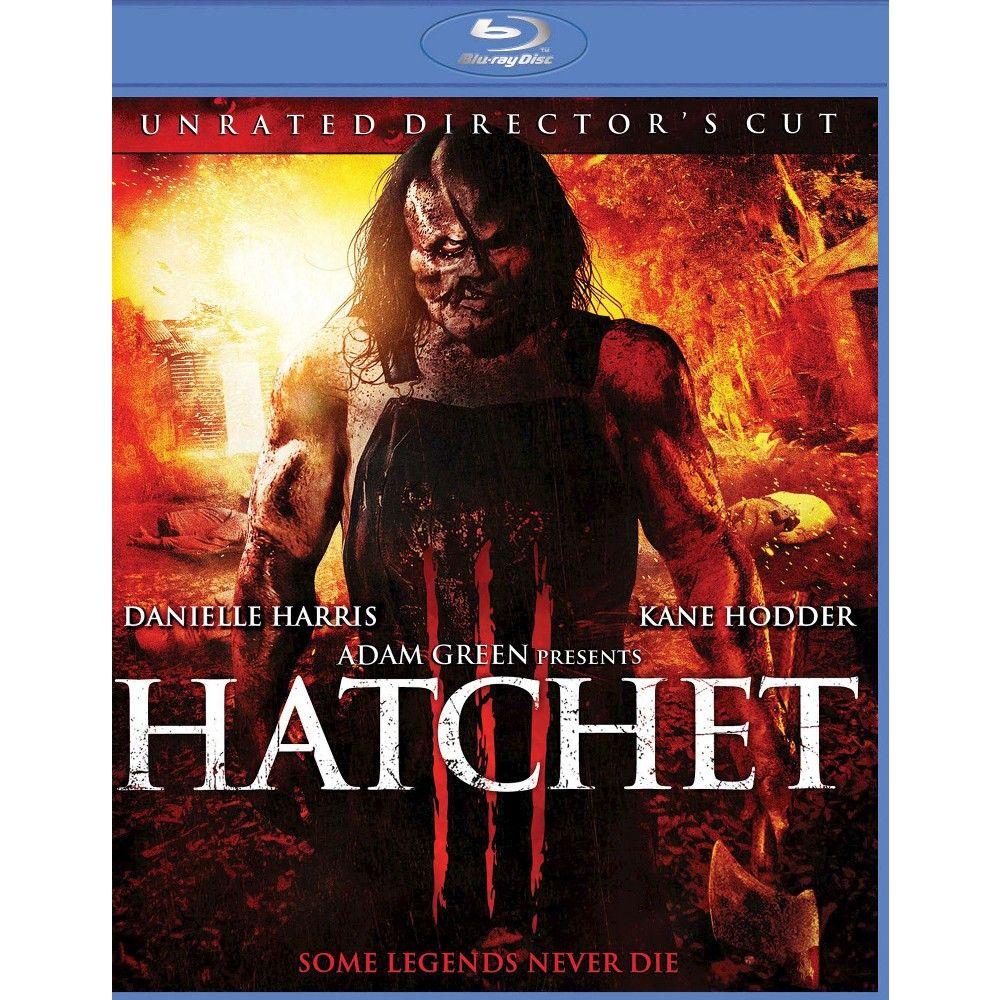 Hatchet III (Blu-ray)(2013)