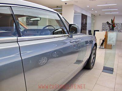 Cars & Life | Cars Fashion Lifestyle Blog: Rolls Royce Phantom Coupe Aviator Collection