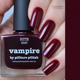 Photo of Vampire Nail Polish