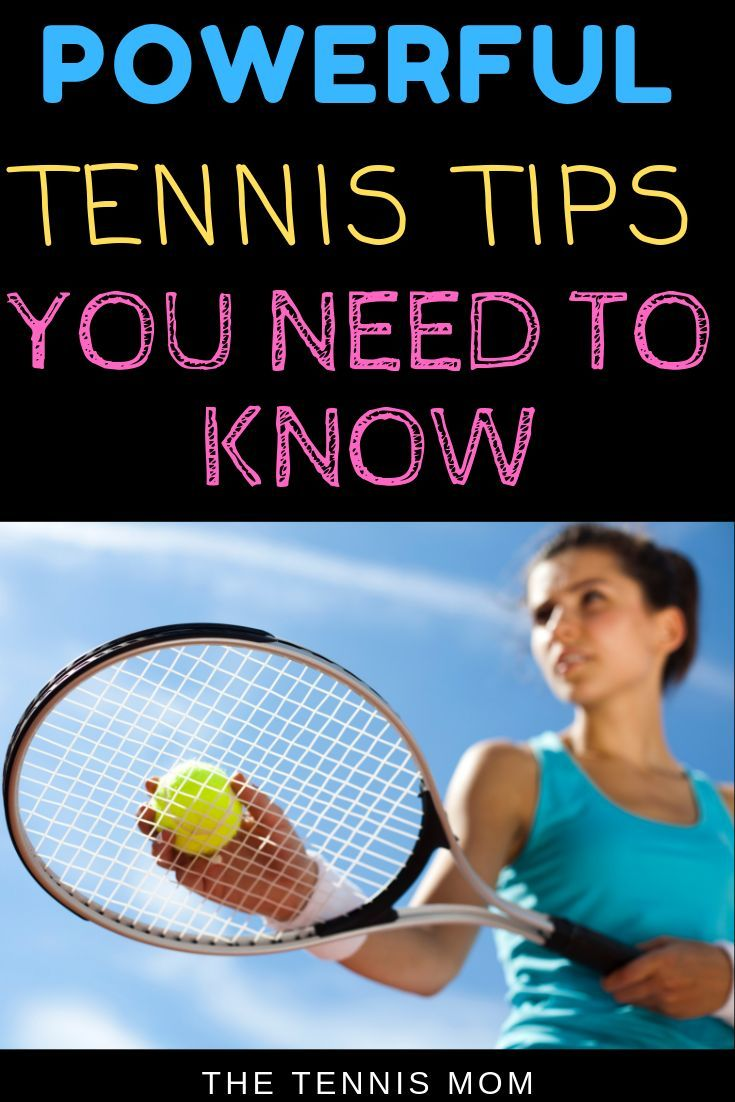 20 Quick Tennis Tips You Need to Win Your Next Match (With