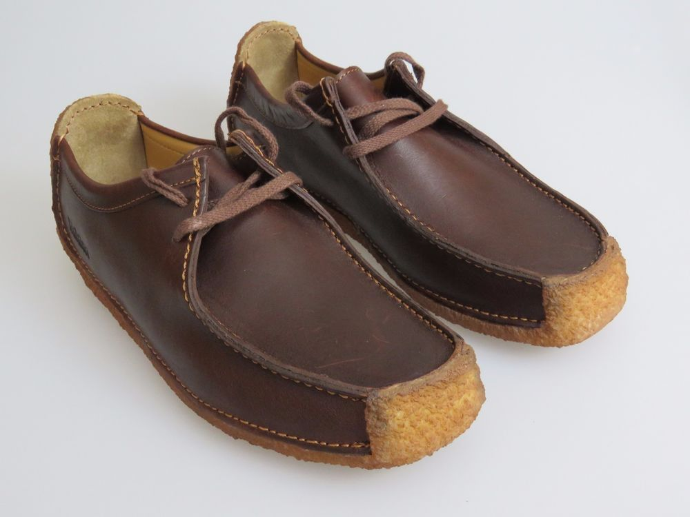 expandir gesto audiencia  CLARKS Natalie Brown Leather Moc Loafers Wallabees Women's US Size 9 Men's  US 7 | Clarks natalie, Clarks, Leather