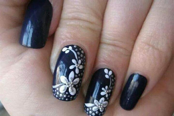 Pin by Emperatriz Quijije on modelos de uñas de manos | Pinterest ...