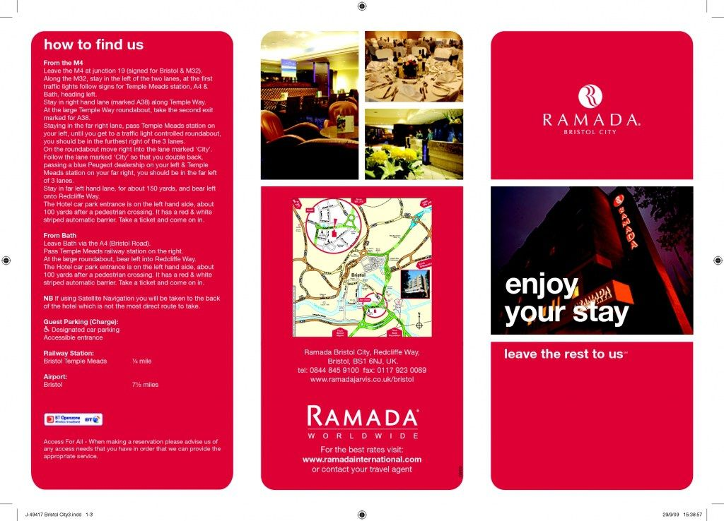 Hotel Brochure Images - Hotel Brochure Images World Travel