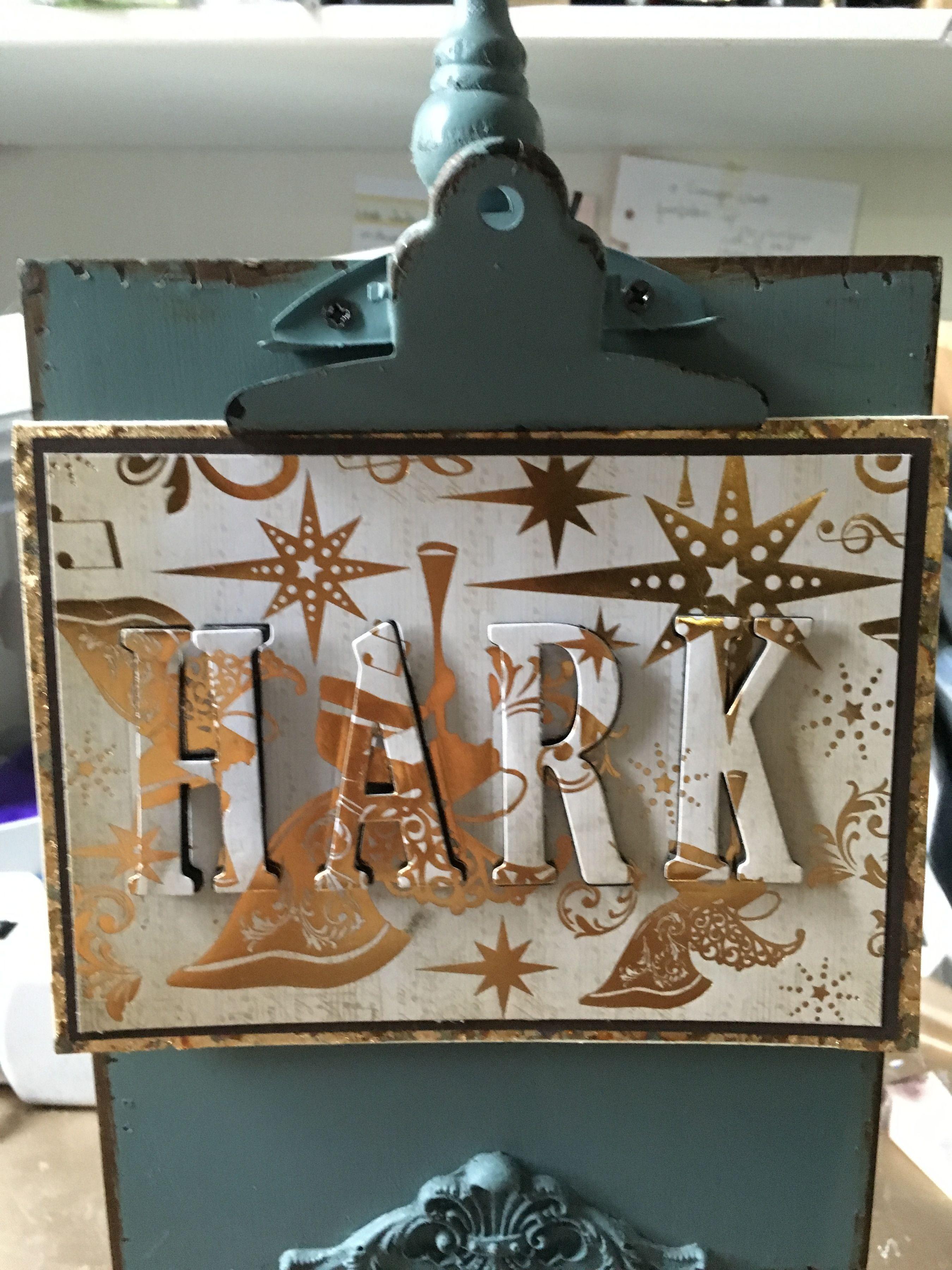 Hark Christmas cards, Cards