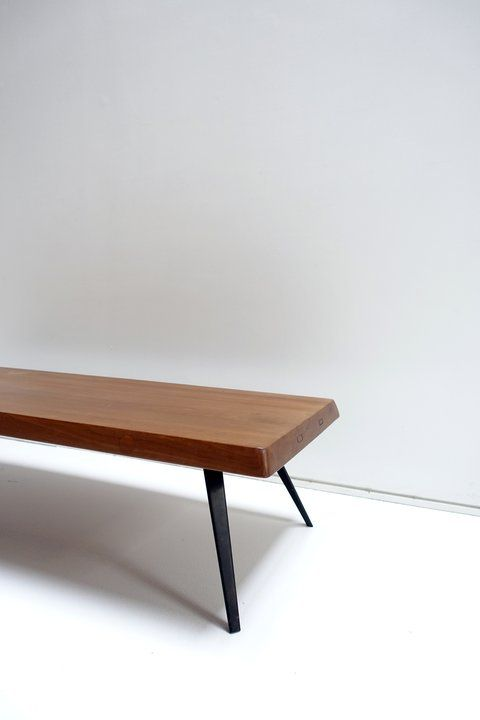 Charlotte Perriand Table Basse Seat Charlotte Perriand