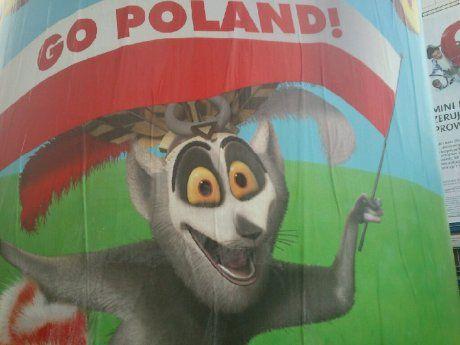 Polska! KK would love this sign