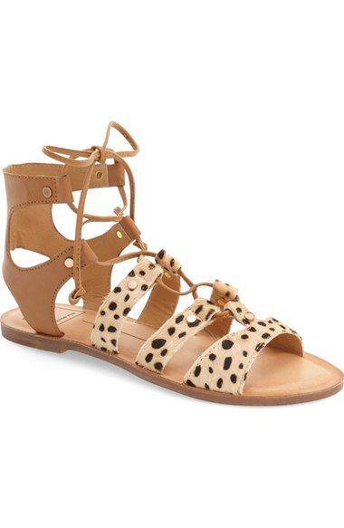 Dolce Vita 'Jasmyn' Ghillie Sandal (Women) available at