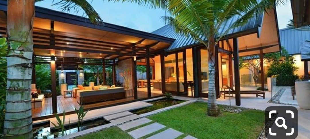 Pin By Doug Himmel On House In 2020 Bali House Bali Style Home Tropical Houses