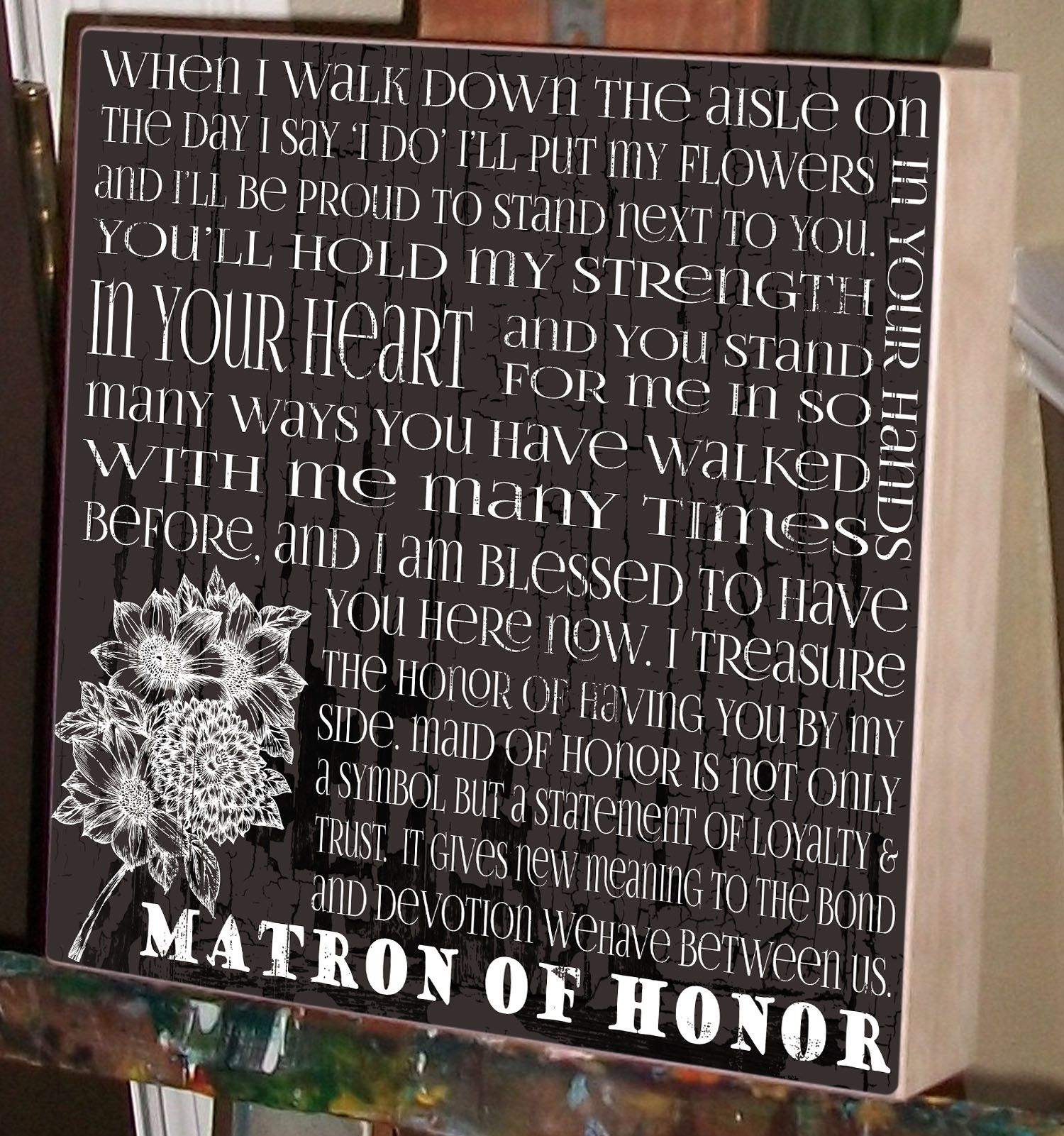 Perfect Wedding Day Gift For Your