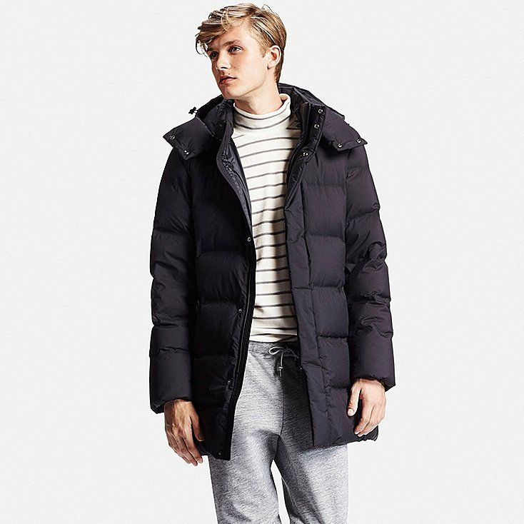 23a69b80ebb Men seamless down coat in 2019 | The Look | Down coat, Uniqlo men, Coat