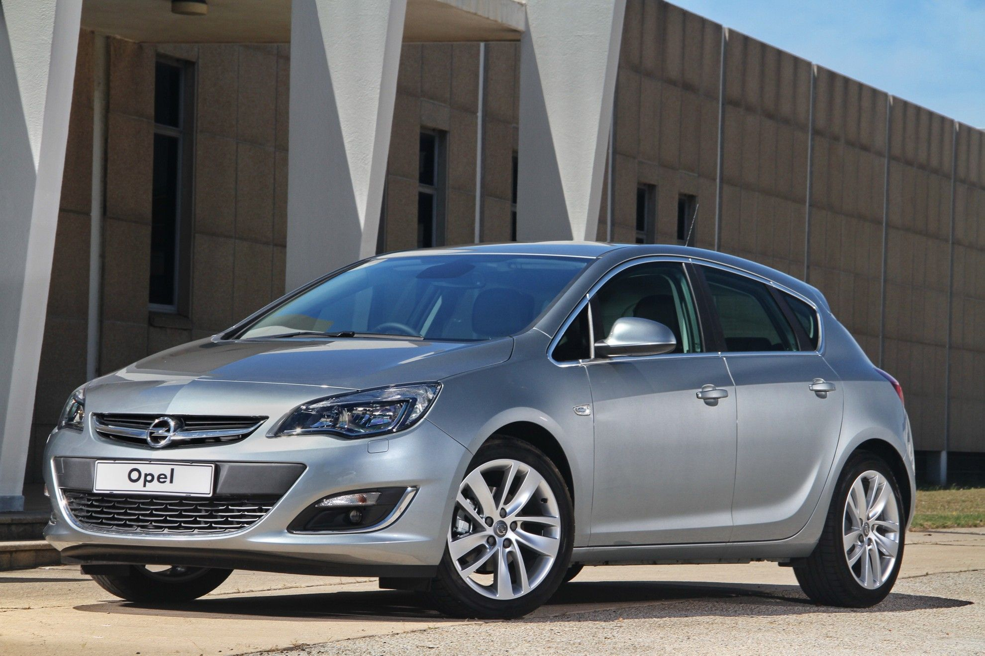Opel Astra Hatch In South Africa