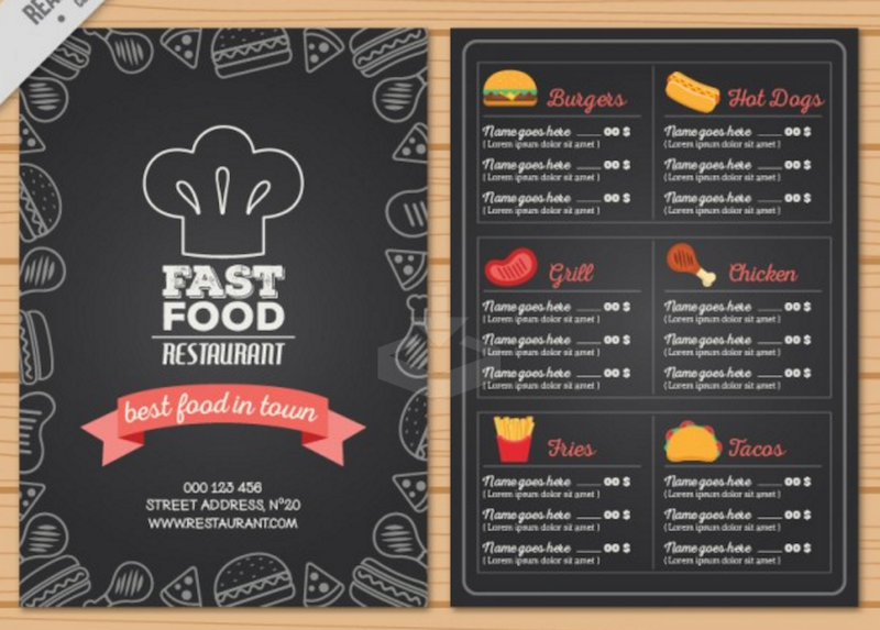 Image result for cafe menu board ideas menus pinterest for Design food truck online