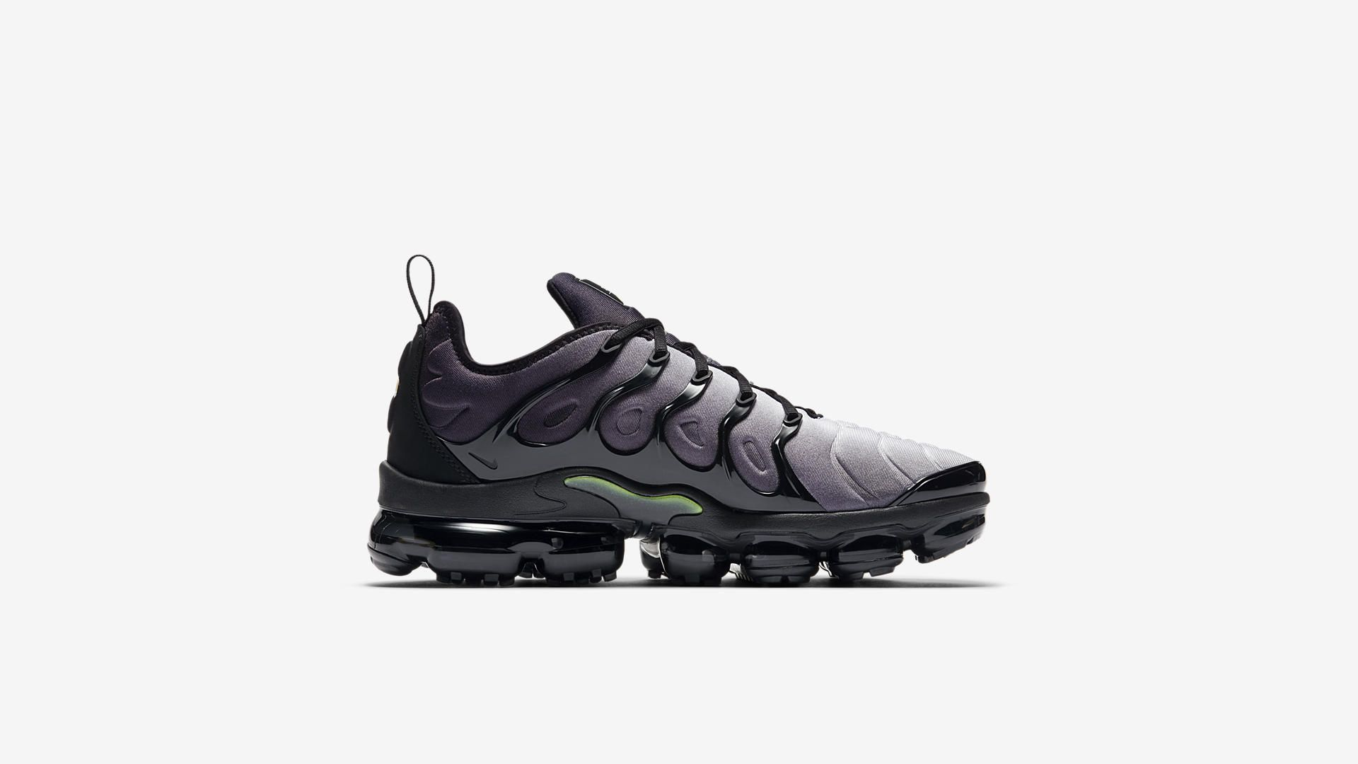 b491abb8542 Nike Air Vapormax Plus – Black   Volt