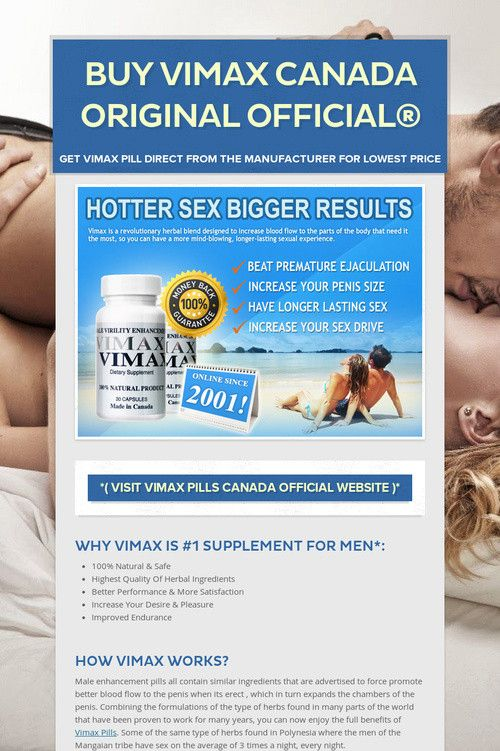 click here to see the vimax pills before and after results from