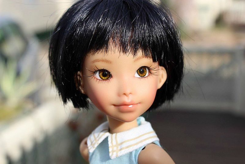 A new wig here too... | Flickr - Photo Sharing!