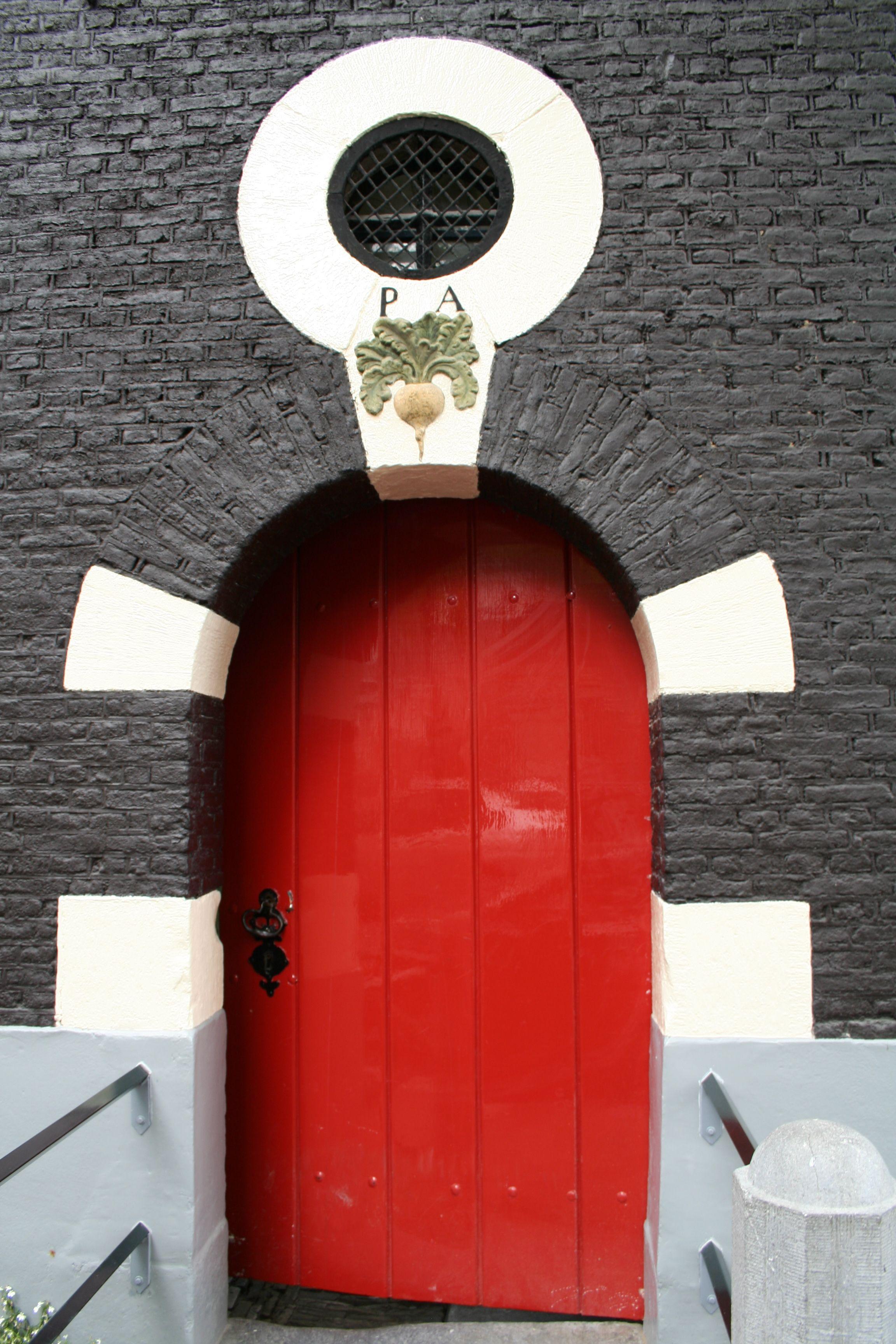 Amsterdam door   ..rh