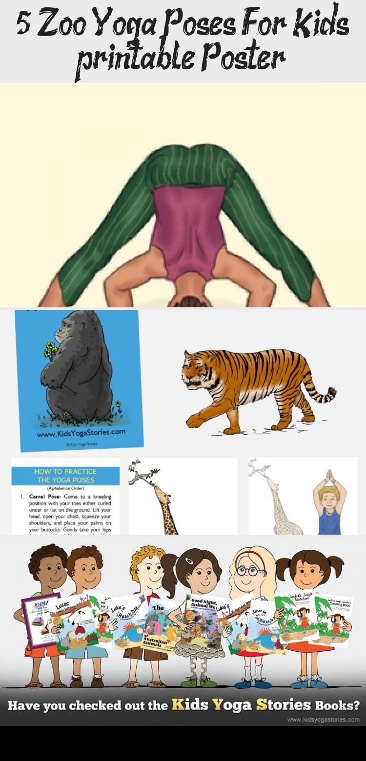 13++ Animal yoga poses for kids ideas