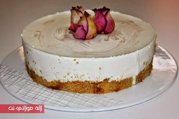 طريقة تحضير تشيز كيك المربى بالصور Cheesecake Food Desserts