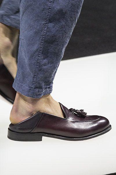 dc63006bd7c4 Giorgio Armani men shoes spring 2018