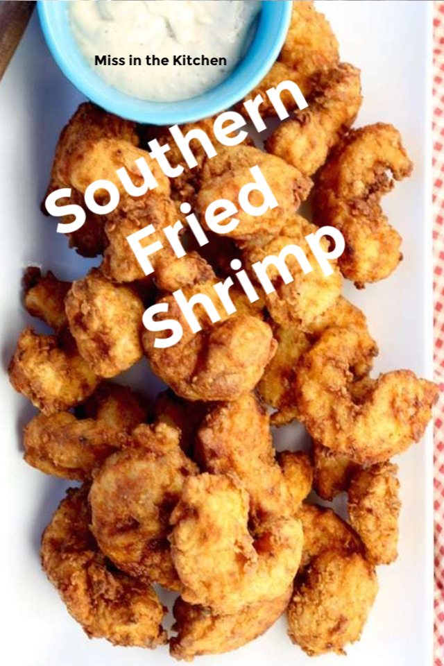 Southern Fried Shrimp In 2020 Shrimp Recipes Easy Dinners Shrimp Recipes Easy Favorite Recipes Dinner