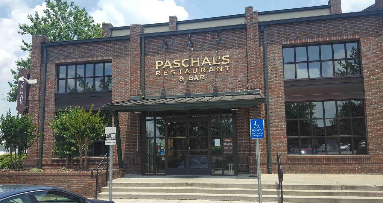 Atlantas paschals restaurant serves soul food history