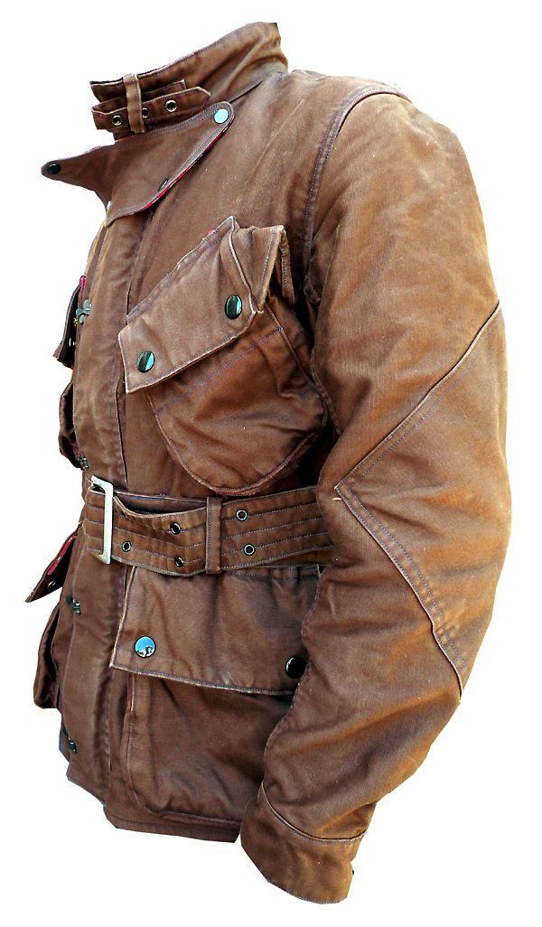 """1efef75cb9d6d MISTER FREEDOM Mulholland Masters in brown   Originally developed for the  US Navy and officially called """"Jungle Cloth"""". A sturdy 100% cotton 'gros  grain' ..."""