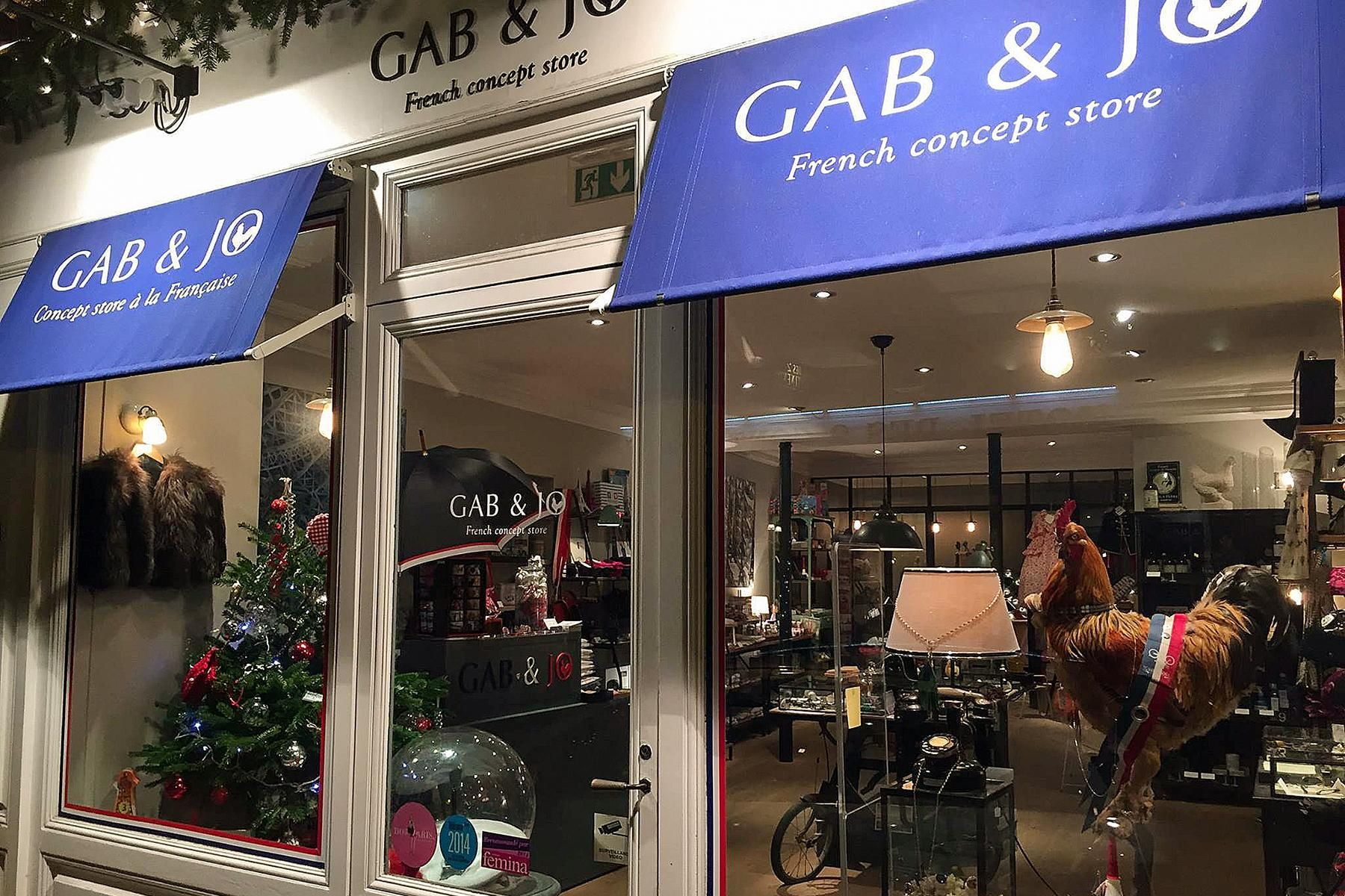Gab & Jo | Where to Shop the Best Parisian Fashion and Boutiques