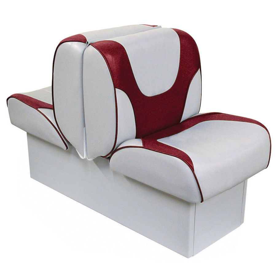 Boat Seats Assorted Colors Reclining Back To Back 10 Base Easy Install Boat Seats Vinyl Flooring Seating