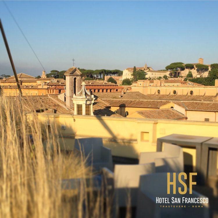 Terrazza a Trastevere per eventi privati   Hotel San Francesco in ...