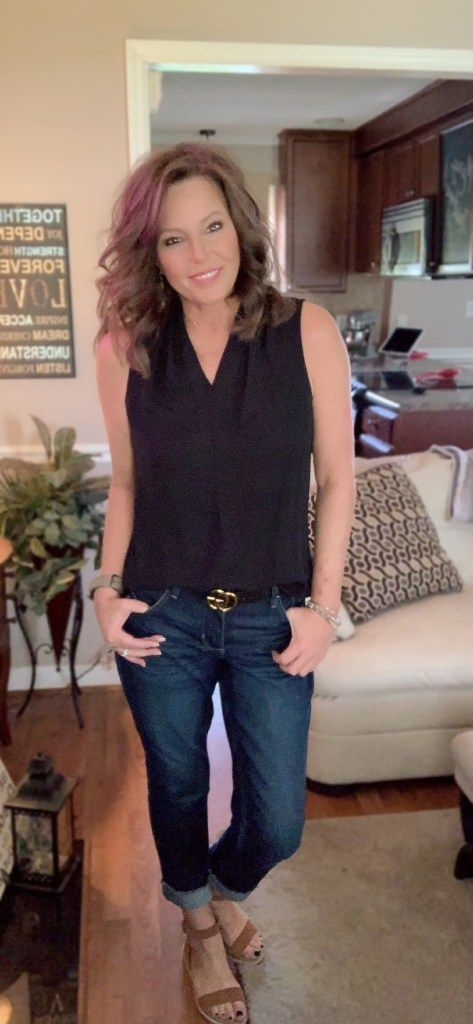 Photo of An Easy Casual Summer Outfit | Beverly Ennis Hoyle