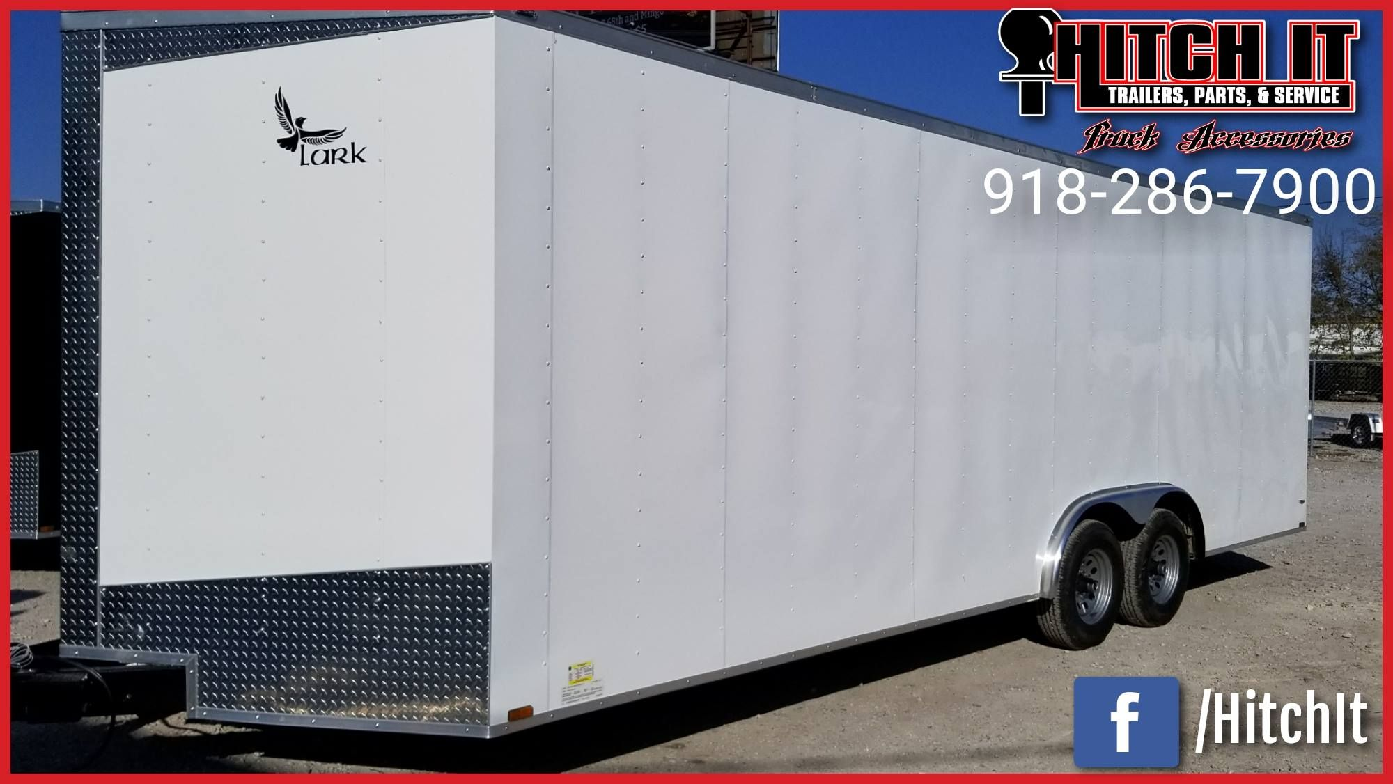 Hitch It Trailers, Parts, Service & Truck Accessories 5866 S. 107th E. Avenue Tulsa, Oklahoma 74146 918-286-7900  #HitchIt #TrailerSales #TrailerService #TrailerParts #TruckAccessories #YourTrailerShop #Tulsa #Oklahoma