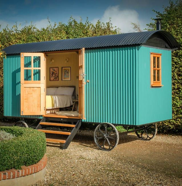 Shepherd Hut Floor Plans: Follow Our Guide On How To Choose The Perfect Garden Room