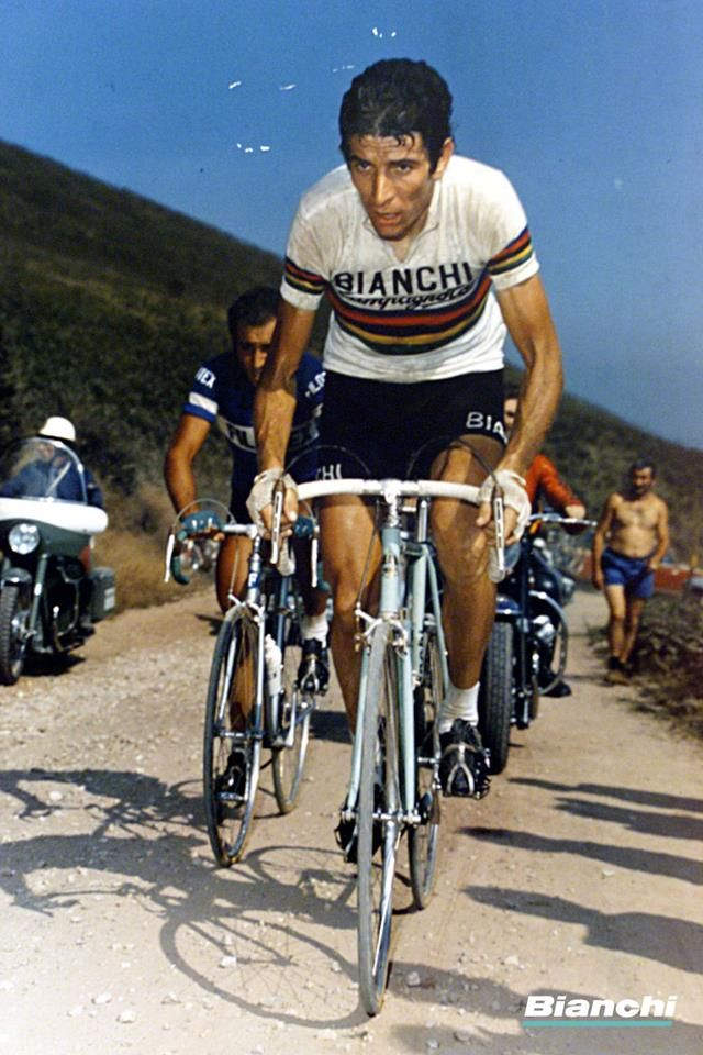 A man who made the history of cycling. #ThrowbackThursday