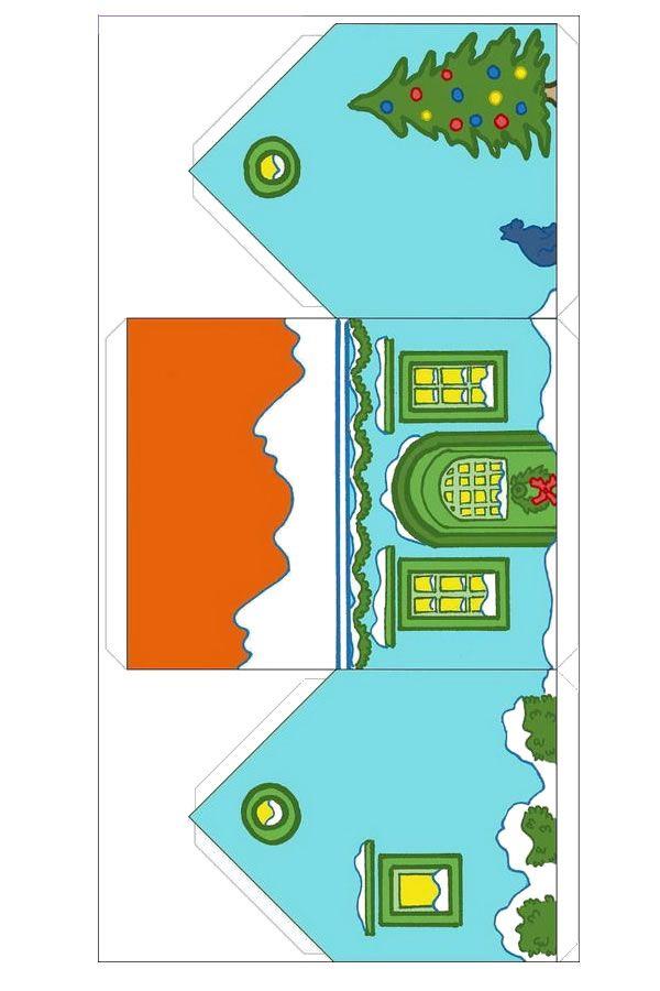 Casette Di Carta Da Stampare Cerca Con Google Casette
