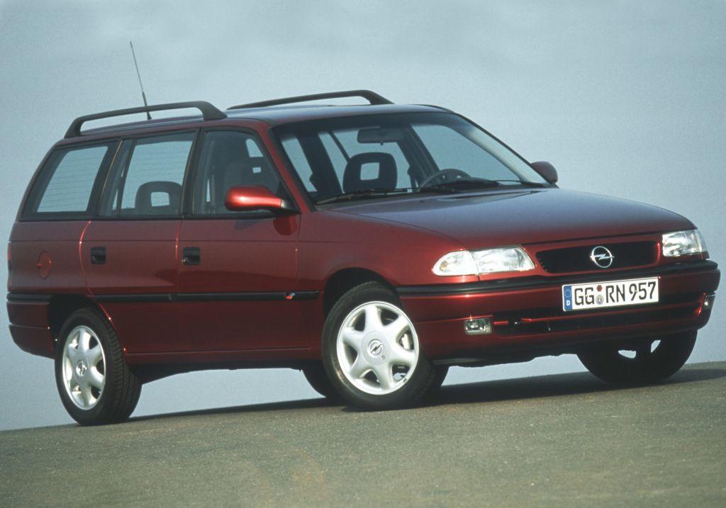 Opel Astra Club Caravan Cool Dream F 1998 Cute Cars Opel Caravan