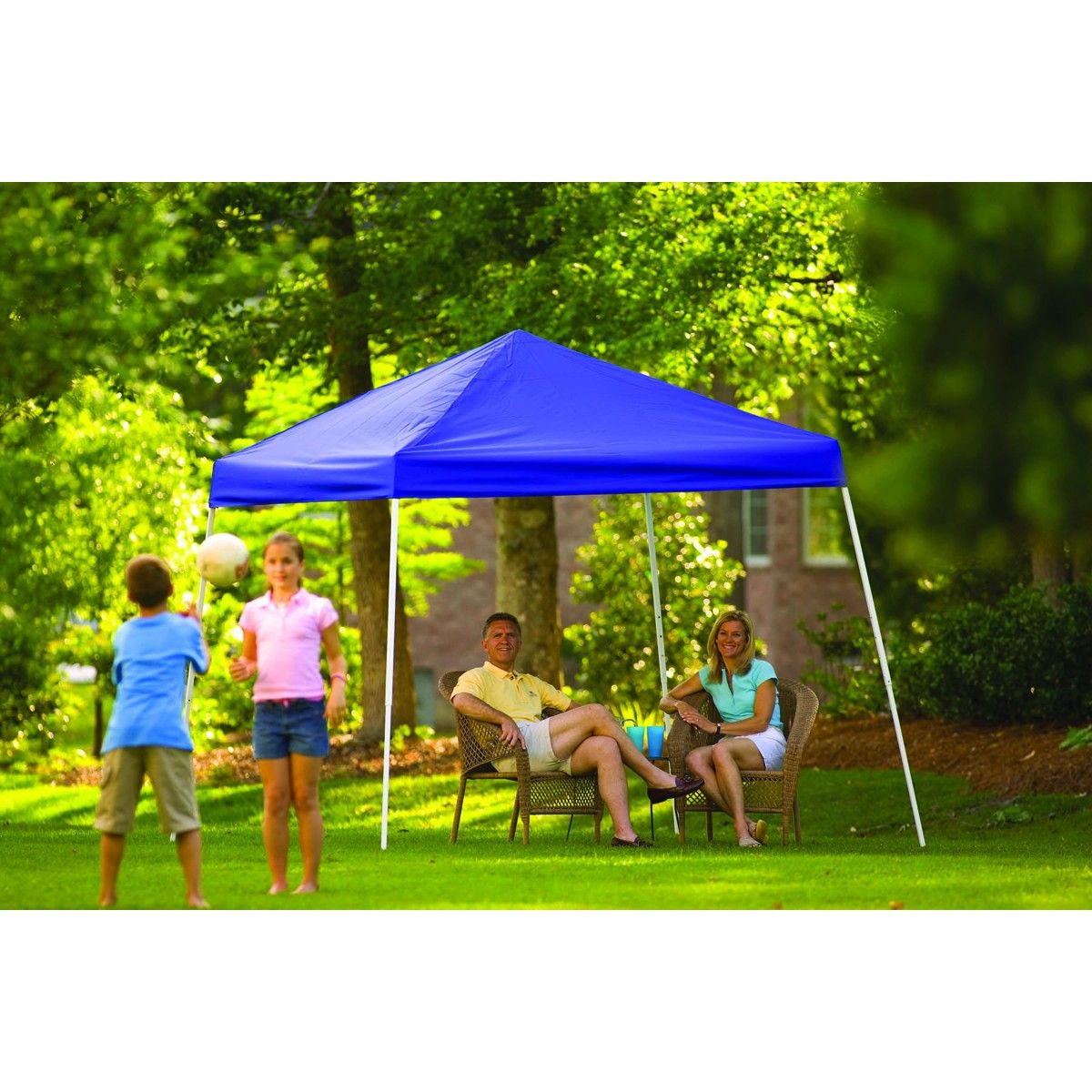 10 Ft X 10 Ft Slant Leg Pop Up Canopy Pop Up Canopy Tent Canopy Tent Canopy