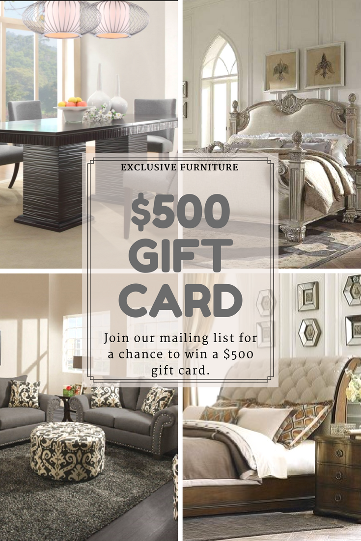 Join Our Mailing List By Visiting Our Website And Entering Your Email Address At The Bottom Of The Page Exclusive Furniture Home Home Interior Design