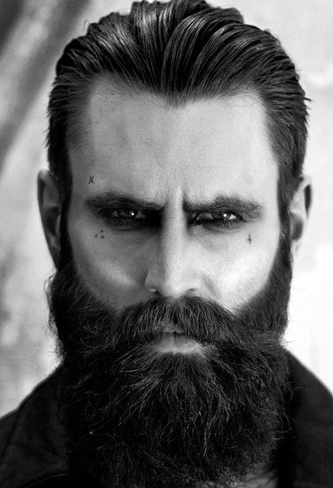 Slicked Back Hair For Men 75 Classic Legacy Cuts Hairstyles