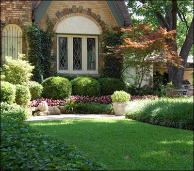 Texas Landscape Design Outdoor Dallas Garden Designs