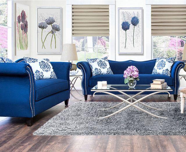 Blaue Wohnzimmer Möbel Wohnzimmer Blau-Wohnzimmer-Möbel \u2013 Das Blaue