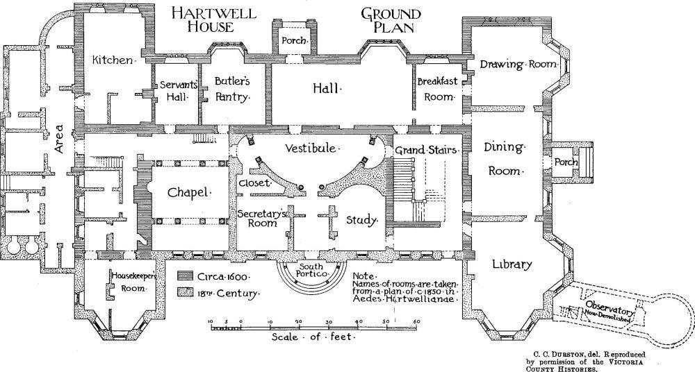 Hartwell British History Online Castle Building – British House Floor Plans