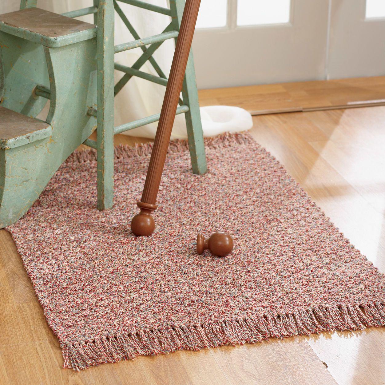 Free Knitting Pattern Bernat Country