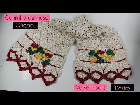 Jogo de Banheiro em Crochê Bico Torcido (Tapete Vaso) - YouTube ...