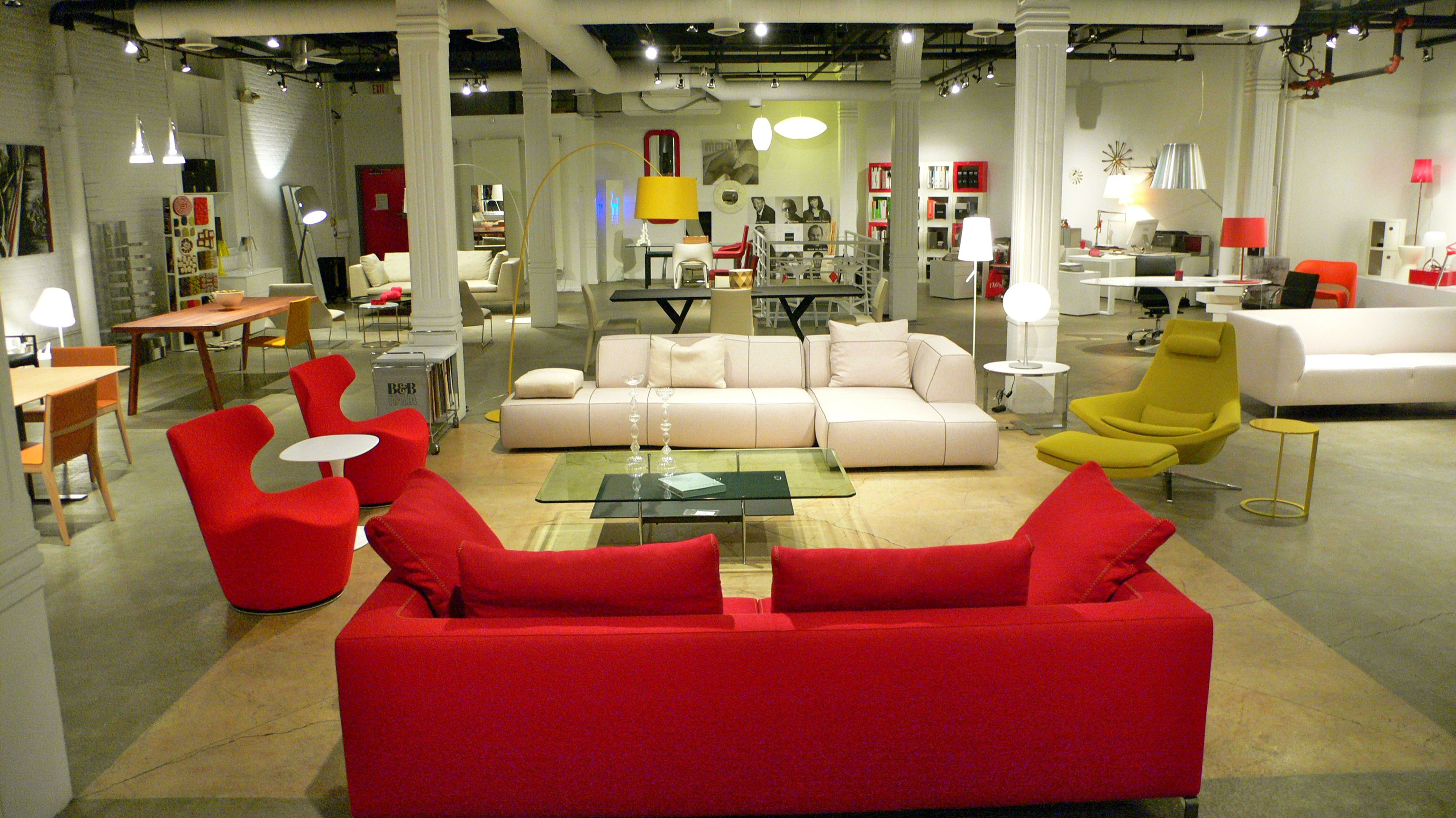 Red Sofa And Chairs Www Shdecor Com With Images Contemporary