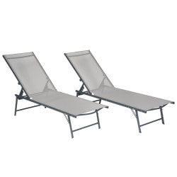 transat et chaise longue des modeles